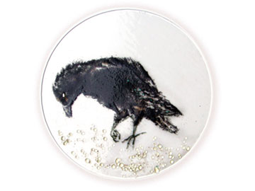 Black Crow art - Judith Menges